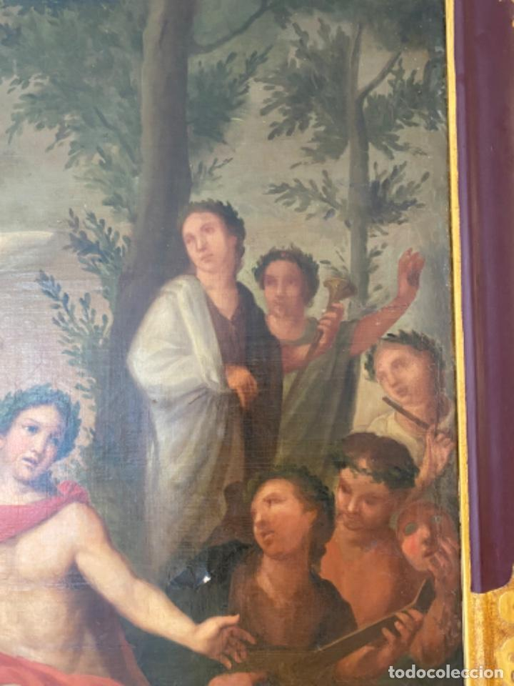 Arte: Cuadro finales XVIII alegorias - Foto 8 - 216929975