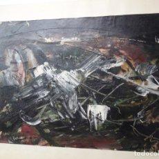 Arte: TEO ASENSIO. 1935-2016. OBRA DIRECTA DEL AUTOR. Lote 217122192