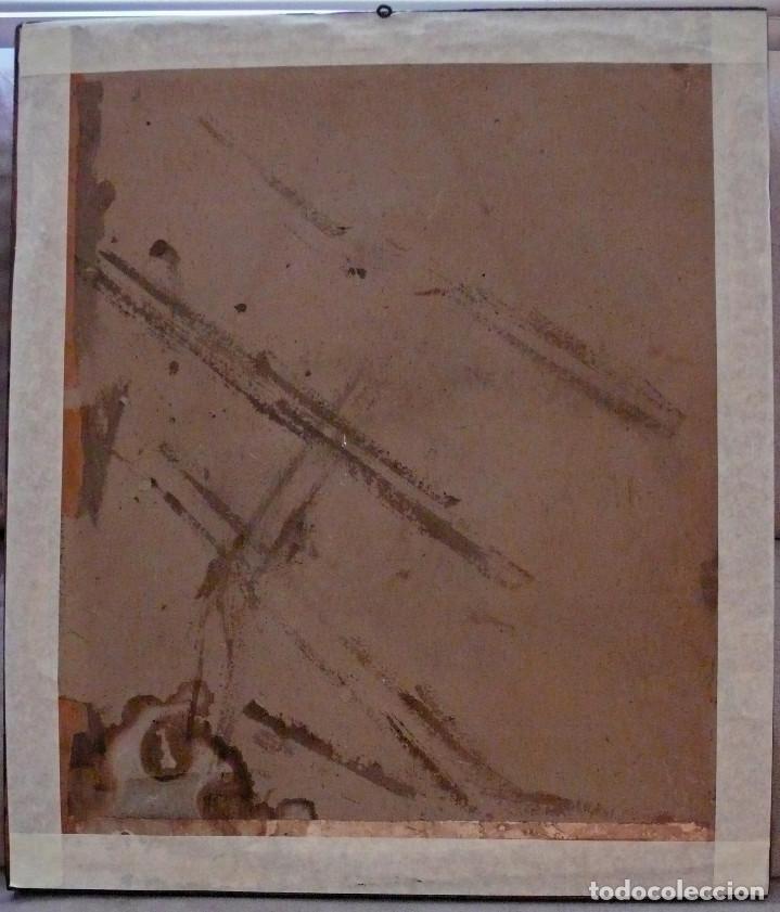 Arte: PORTRAIT PASTEL XIX YOUNG MAN BOY RETRATO ESCUELA ESPAÑOLA CATALANA HOMBRE CHICO JOVEN - Foto 8 - 217168932