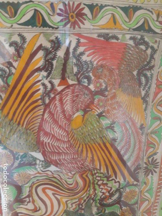 Arte: Antigua pintura mexicana - Foto 2 - 217252651