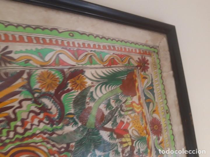 Arte: Antigua pintura mexicana - Foto 5 - 217252651