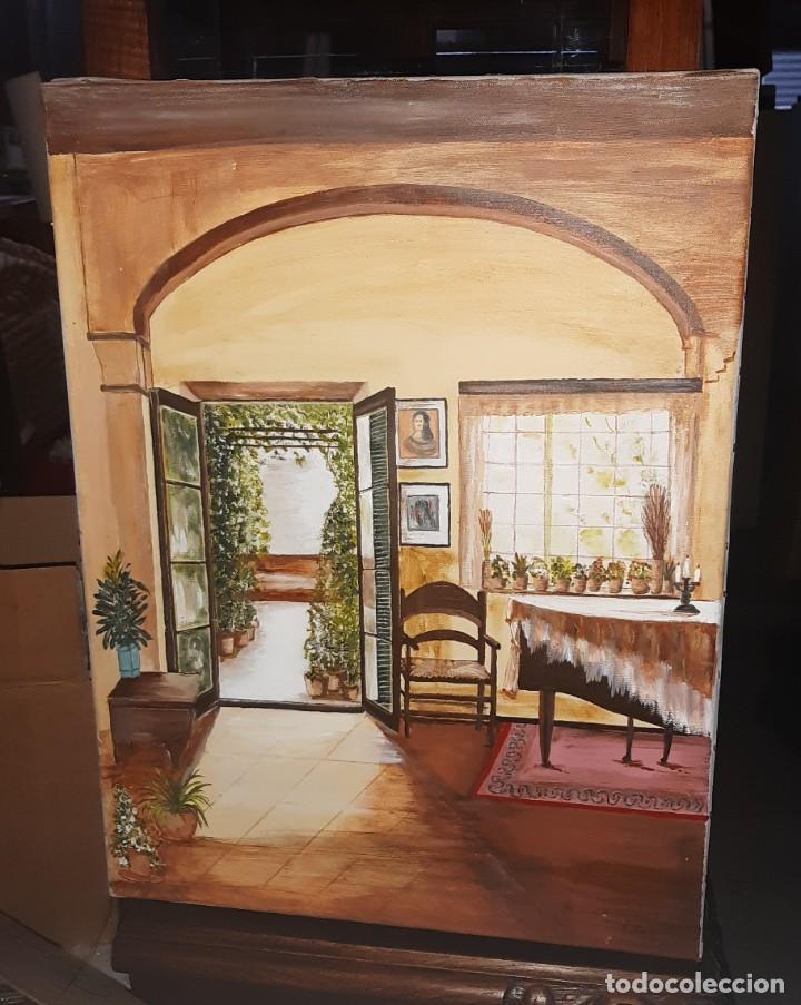 CUADRO PINTADO A MANO (Arte - Pintura - Pintura al Óleo Moderna sin fecha definida)