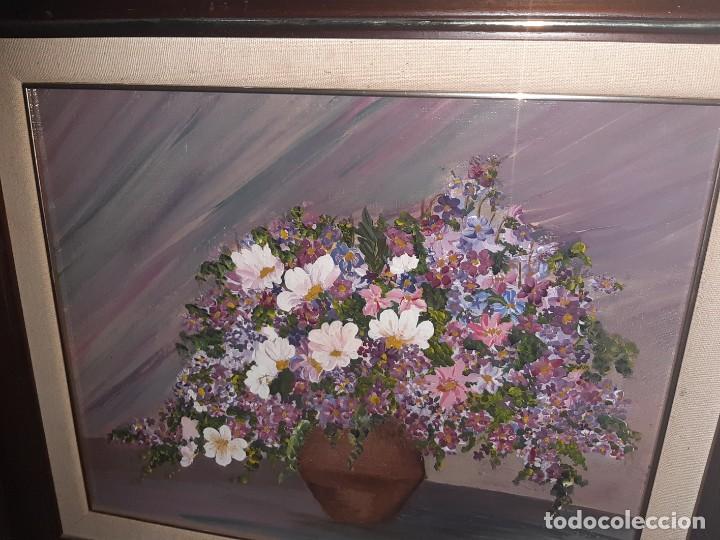 Arte: Oleo , cuadro estilo floral - Foto 2 - 217295086