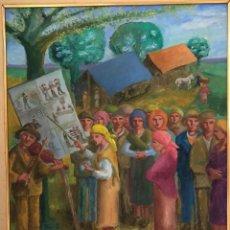 Arte: VIDAL ABASCAL,VIGO,CORUÑA,LUGO ,ORENSE,PONTEVEDRA,SANTIAGO,MADRID,VIVEIRO,ASTURIAS,OVIEDO,SARGADELOS. Lote 217649116
