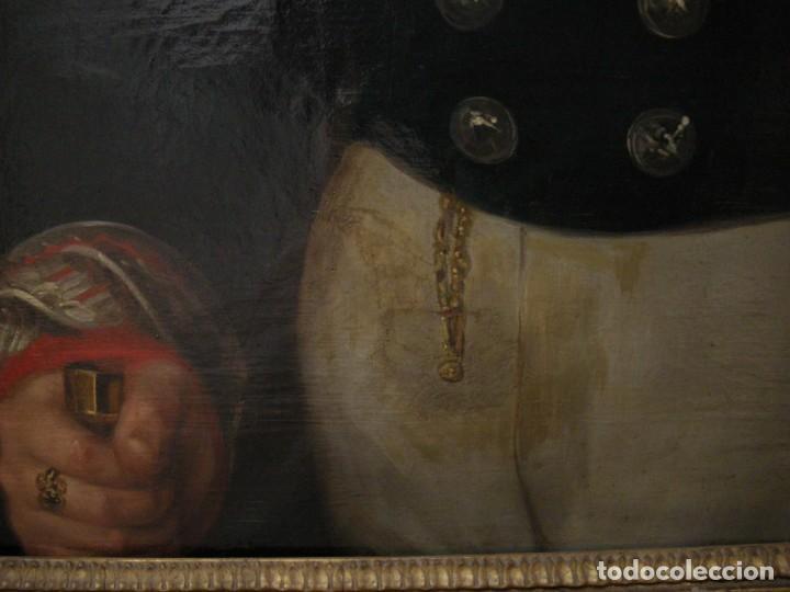 Arte: CARDERERA Y SOLANO, VALENTÍN (1796-1880) RETRATOS DE LOS MARQUESES DE MALPICA (FERNÁNDEZ DE CÓRDOBA) - Foto 11 - 212918238