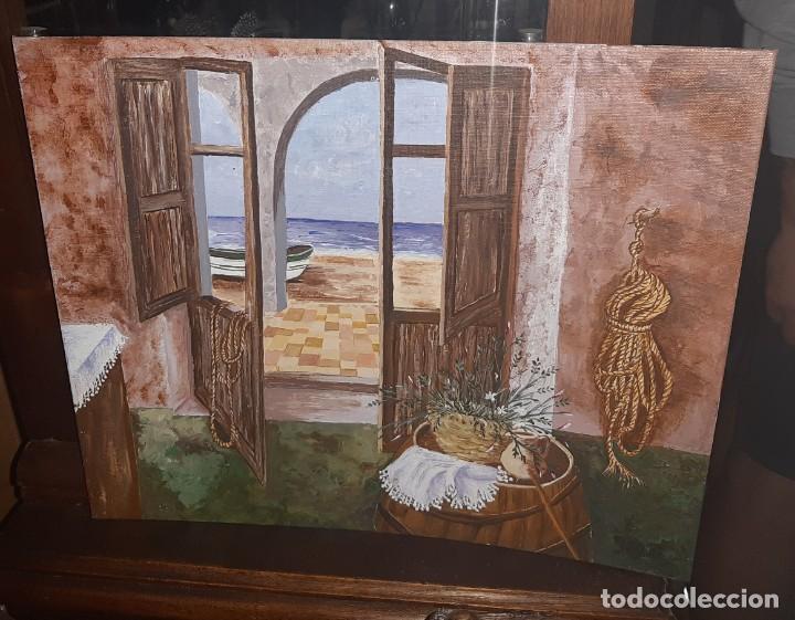 OLEO (Arte - Pintura Directa del Autor)