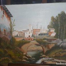 Arte: OLEO PAISAJE. Lote 217866618