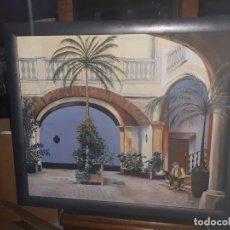 Arte: OLEO BALCON. Lote 217867108