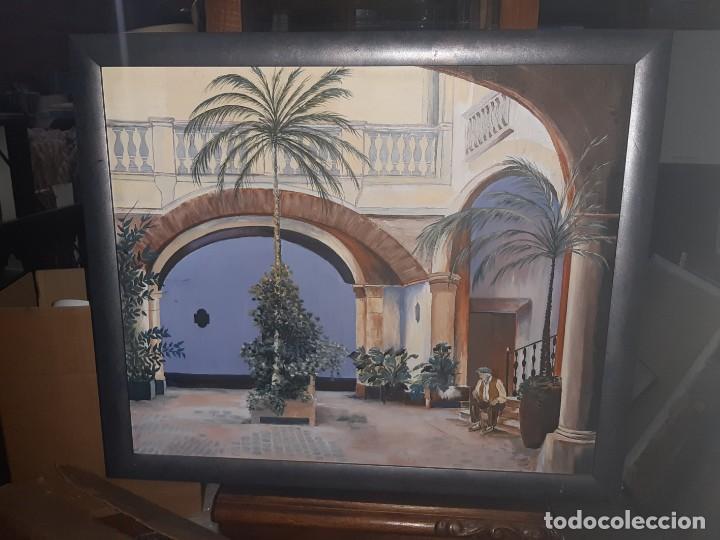 Arte: Oleo balcon - Foto 2 - 217867108