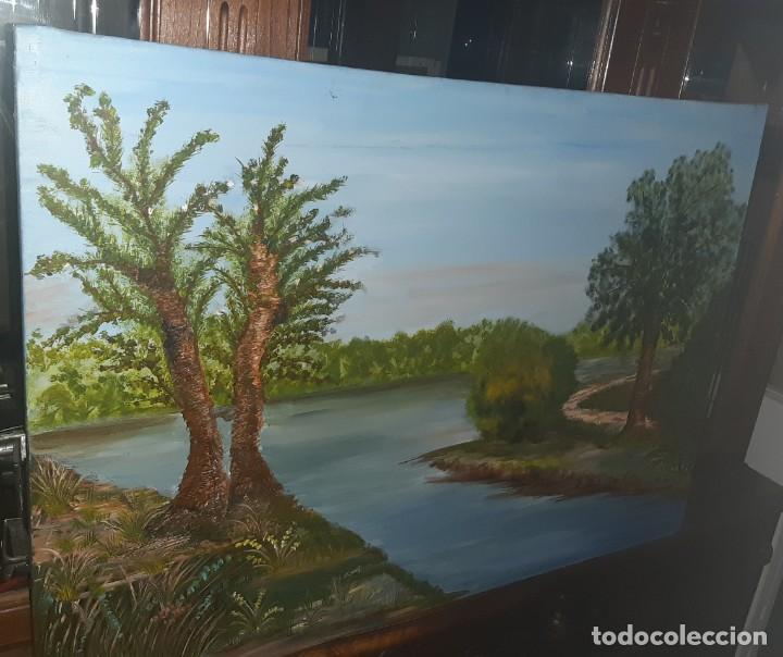 OLEO PAISAJE (Arte - Pintura Directa del Autor)