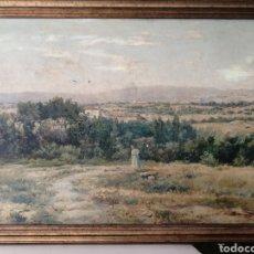 Arte: EXTRAORDINARIO CUADRO DE JOSÉ FRANCO CORDERO. Lote 218191485