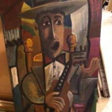 Arte: CANTAOR DE FLAMENCO, ESCUELA ESPAÑOLA. Lote 218219908