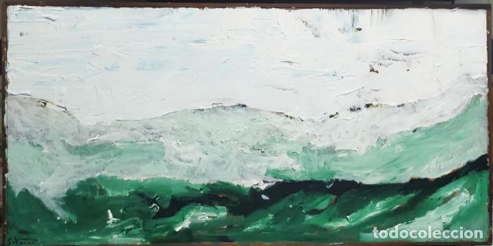 CUADRO .PINTURA ORIGINAL SERGIO ONDARO (Arte - Pintura - Pintura al Óleo Contemporánea )