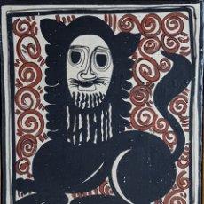 Arte: SOCARRAT POR RAFAEL PINAZO VILAR (VALENCIA). Lote 218358052