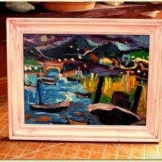 Arte: G. MONTES ITURRIOZ-MENCHU GAL-J. GRACENEA-D. DALIS-A.IZURA-A.VALVERDE- FUENTERRABÍA. Lote 218476667