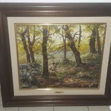 Arte: PINTURA AL OLEO DE CALONGE-BERGA. Lote 218600240