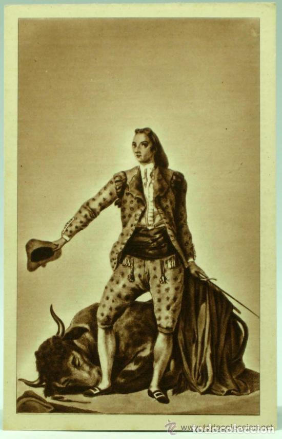 Arte: TAUROMAQUIA,PINTURA ESPAÑOLA,OLEO SOBRE COBRE,SIGLO XVIII,TORERO.EPOCA FRANCISCO DE GOYA.TOROS..... - Foto 9 - 218604258