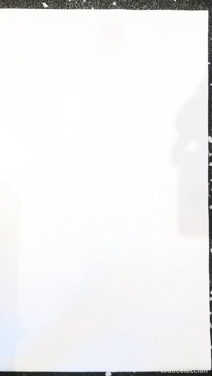 Arte: Obra de Jean-Michel-Basquiat - Stardust Graffiti - lienzo para decoración sin marco Tamaño 100 X 70 - Foto 6 - 218649773