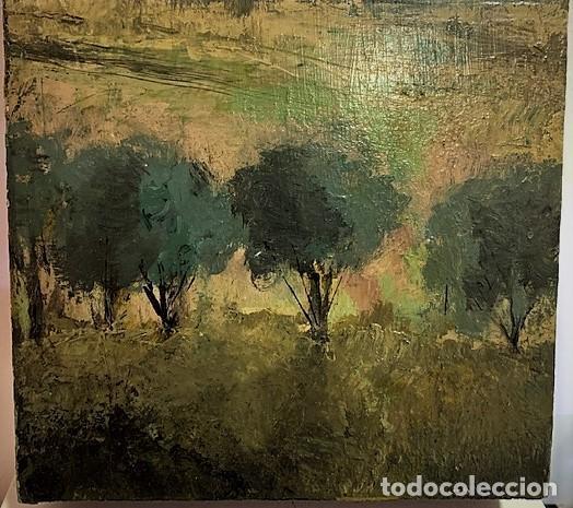 Arte: RAMÓN CASTAÑER SEGURA, ÓLEO SOBRE TABLA. - Foto 7 - 218744435