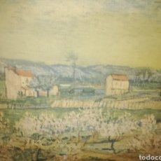Arte: OLEO DE FINALES 1800.. PRINCIPIO DE 1900....SIN ROTURA... ANÓNIMO..LIQUIDACIONNNN. Lote 218746048