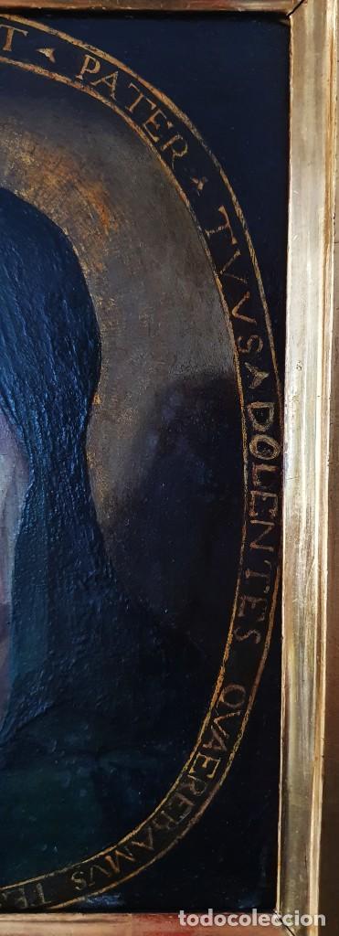 Arte: VIRGEN DOLOROSA - SIGLO XVIII - COBRE - ESCUELA ITALIANA - Foto 5 - 218845436