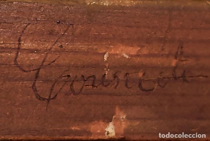 Arte: VIRGEN DOLOROSA - SIGLO XVIII - COBRE - ESCUELA ITALIANA - Foto 11 - 218845436