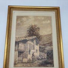 Arte: PINTURA ÒLEO SOBRE TABLEX ( DERDÁ - 78 ). Lote 219708856
