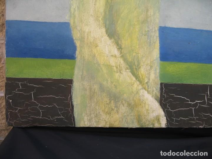 Arte: OLEO SOBRE LIENZO PASEANDO POR M.CALVET - Foto 4 - 220608375
