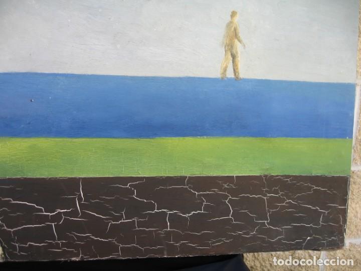 Arte: OLEO SOBRE LIENZO PASEANDO POR M.CALVET - Foto 5 - 220608375