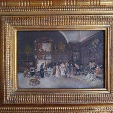 Arte: COPIA DE LA VICARIA DE MARIANO FORTUNY. Lote 220665012