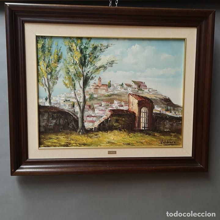 ÓLEO VALDIVIA (Arte - Pintura Directa del Autor)
