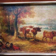 Arte: ANTONIO FUERTES,TOLEDO,SEVILLA ,CADIZ,MALAGA,CIUDAD REAL,MADRID,ASTURIAS,OVIEDO,CASTILLA,LEON. Lote 220892377