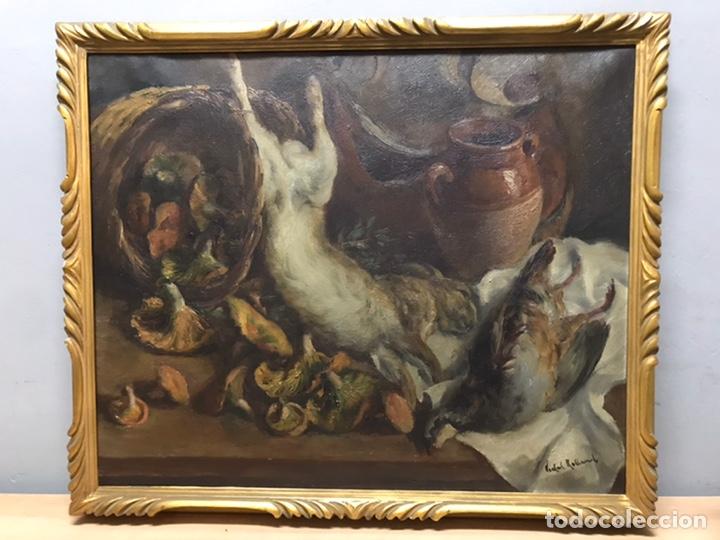 PINTURA AL ÓLEO SOBRE LIENZO FIRMADA POR ANTONIO VIDAL ROLLAND (Arte - Pintura - Pintura al Óleo Contemporánea )
