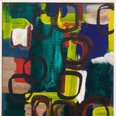 Arte: ANTONIO J. MOLINA (CUBA, 1928) - OBRA ORIGINAL. Lote 221113981