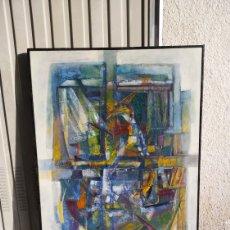 Arte: PRECIOSA OBRA DE ARTE PINTOR JOSE ESPURZ.. Lote 221334522
