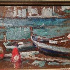Arte: CADAQUÉS POR SEGUNDO MATILLA (1862-1937). Lote 221699576