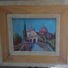 Arte: 810 - ERMITA DE SANTA BARBARA (MONCADA). Lote 222048180