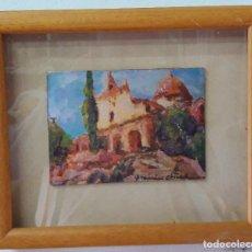 Arte: 300 - ERMITA DE SANTA BARBARA (MONCADA). Lote 222049442