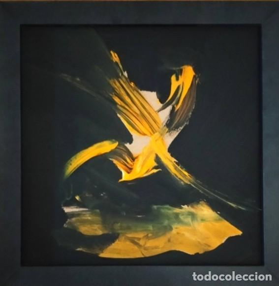 CUADRO.PINTURA ORIGINAL. TRABAJO DE SERGIO ONDARO (Arte - Pintura - Pintura al Óleo Contemporánea )