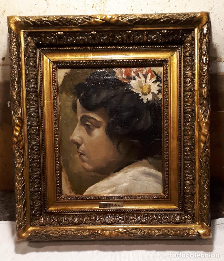 SEGUNDO MALDONADO Y FRAILE. SIGLO XIX-XX. (Arte - Pintura - Pintura al Óleo Moderna siglo XIX)