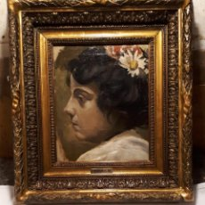 Arte: SEGUNDO MALDONADO Y FRAILE. SIGLO XIX-XX.. Lote 222376165