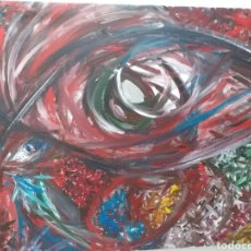 "Arte: PINTURA AL ÓLEO ""MÍRATE"". Lote 222546496"