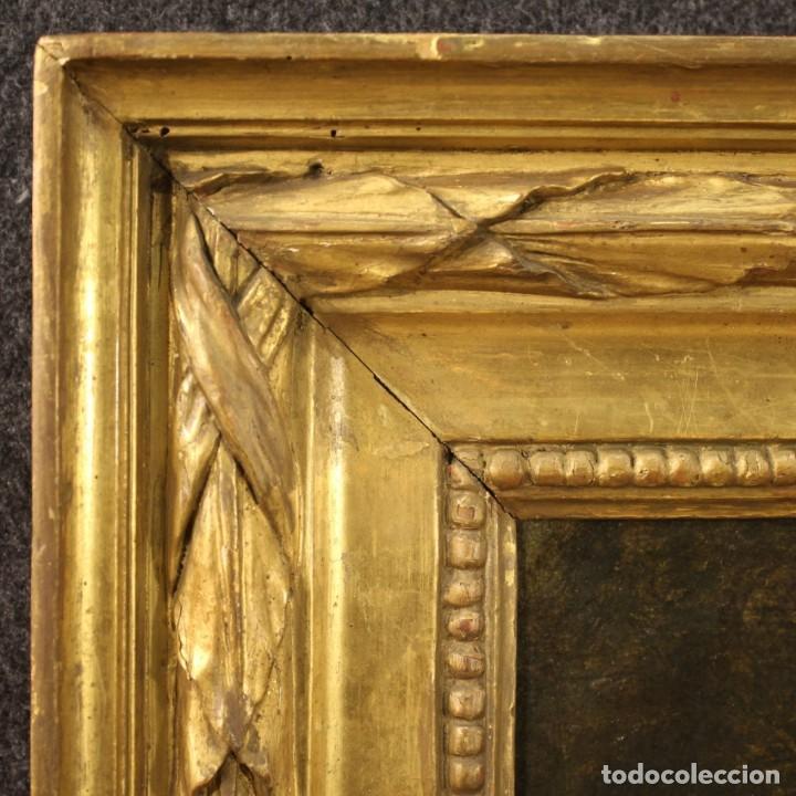 Arte: Pintura italiana antigua de paisaje del siglo XVIII - Foto 8 - 222664198