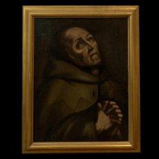 Arte: SAN PEDRO DE ALCANTARA, SEGUIDOR LUIS DE MORALES. Lote 222739696