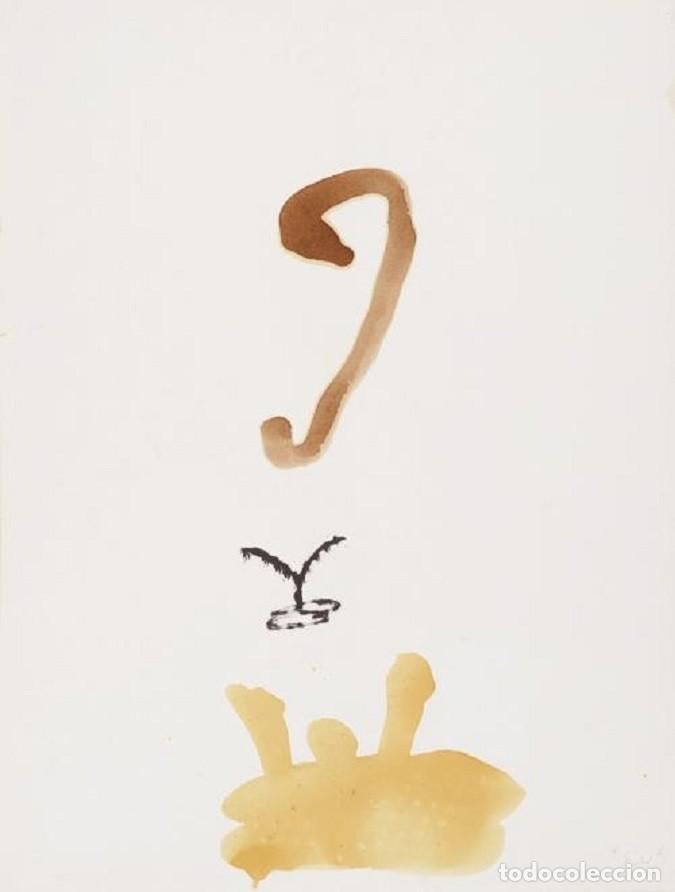 ANTON LAMAZARES - ACRILICO Y BARNICES SOBRE CARTULINA - FIRMADO - SELLO GALERIA M. MARCOS (Arte - Pintura - Pintura al Óleo Contemporánea )