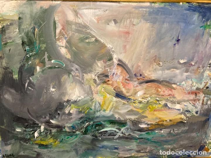 Arte: Bodegón por Ramón Lorda Vidal (Deside) (Nador, Marruecos 1931- Marín, Pontevedra 2016) - Foto 11 - 222838337