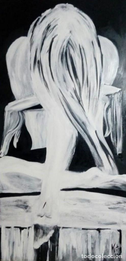 RÍNDETE (107×54) (Arte - Pintura Directa del Autor)