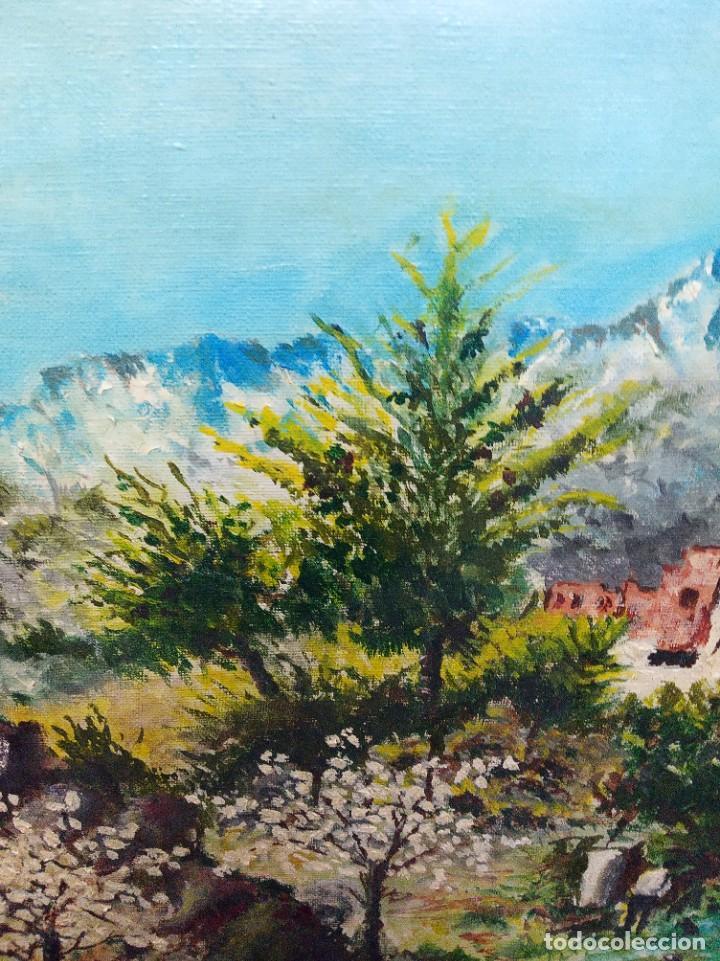 Arte: Óleo sobre lienzo firmado J.Prades - Foto 10 - 222844495