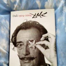 Arte: DALI- 1904- 2004 EDICIO 2003- CATALA.. Lote 222901222