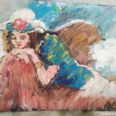 Arte: TUMBADA (ORIGINAL). Lote 224061917